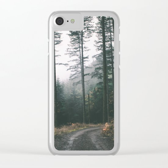Drive IX Clear iPhone Case