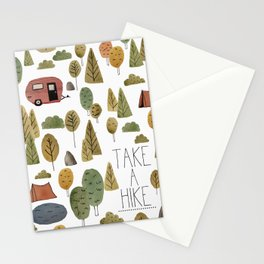 Take a Hike Stationery Cards