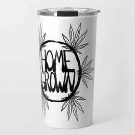 Home Grown Organic Travel Mug