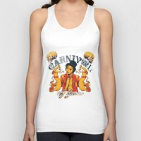 carnival Tank Tops featuring Carnival by Tshirt-Factory