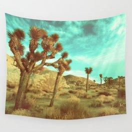 Desert Cactus Wall Tapestry