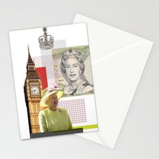 Great Britain Stationery Cards