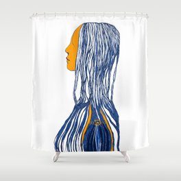 we are all intoxicated Shower Curtain