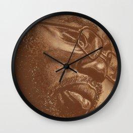 incredible curtis! Wall Clock