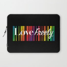 Love Freely Laptop Sleeve
