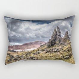 Colossus Rectangular Pillow
