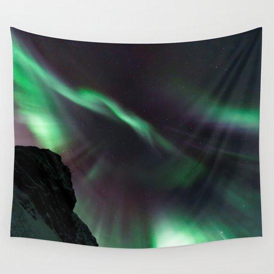 Aurora V Wall Tapestry