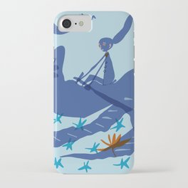 rowing high tide iPhone Case