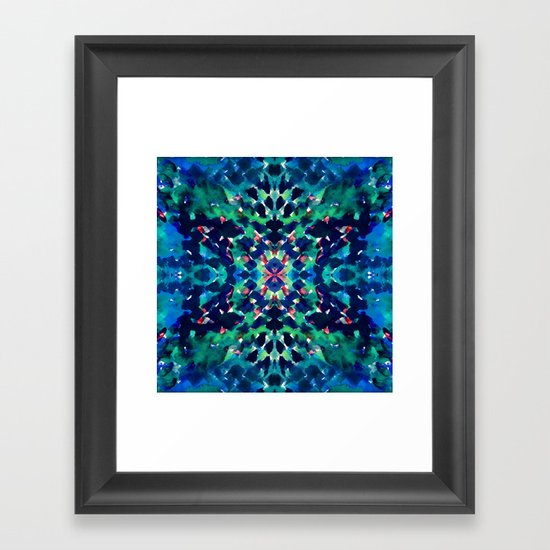 Water Dream Framed Art Print