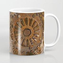 Changing Gear - Steampunk Gears & Cogs Coffee Mug