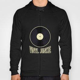 Vinyl Junkie Hoody
