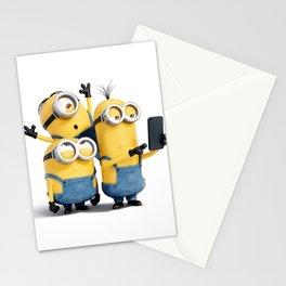 Funny Minion Stationery Cards