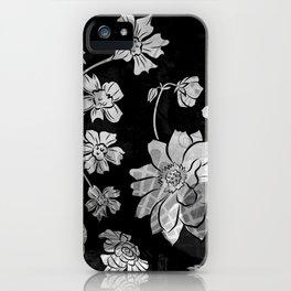Porcelan Posies iPhone Case