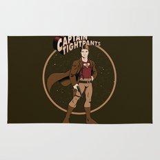 Captain Tightpants Rug
