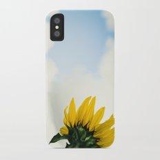 Waking Up Slim Case iPhone X