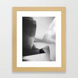 Mirage V Framed Art Print