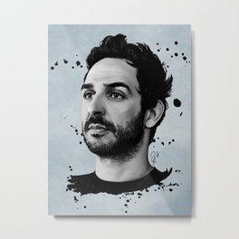 Amir Arison Metal Print
