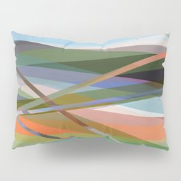 Abstract Composition 671 Pillow Sham