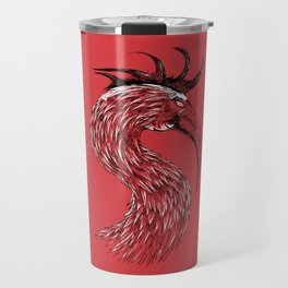 Fierce Raptor Travel Mug