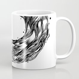 The Illustrated P Coffee Mug