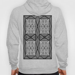 Diamonds and Octagons Hoody