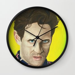 Dennis Reynolds (Mac's Famous Mac 'n Cheese) Wall Clock