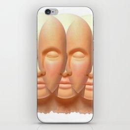 3 is the Magic # iPhone Skin