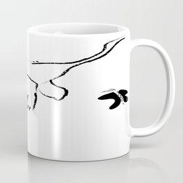 Happy flying Elephant Coffee Mug