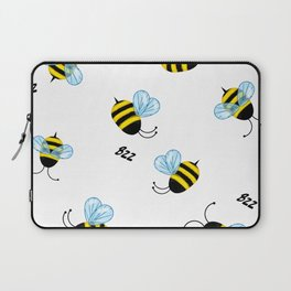 Buzzing Bees Laptop Sleeve