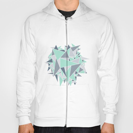 EXPLOSION-TRIANGLE Hoody