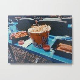 Movie Theaters Metal Print