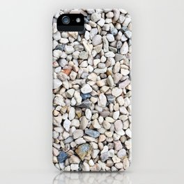 Stones pattern iPhone Case