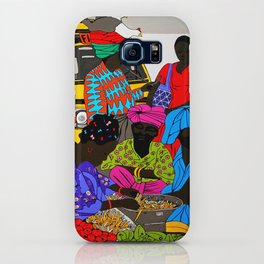 african market 1 iPhone Case