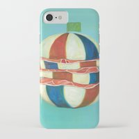 dragon ball iPhone & iPod Cases featuring Ball by colorlabo