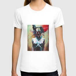 The egg & the mercury T-shirt