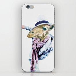 JAFFAR HIPSTAR iPhone Skin