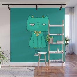 Furrrycat Wall Mural