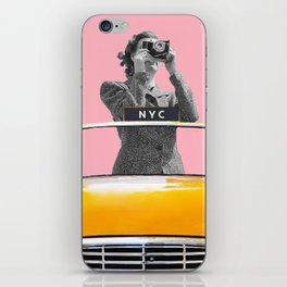 New York Ride iPhone Skin