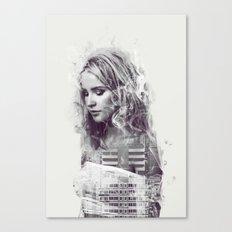 Chonny Canvas Print