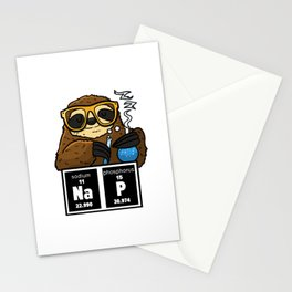 Sloth Napping Items Na P Stationery Cards