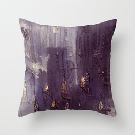 top heavy wall Throw Pillow