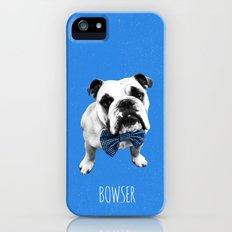 Blue Bowser iPhone (5, 5s) Slim Case