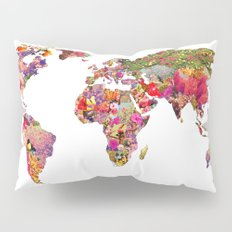 It's Your World Pillow Sham