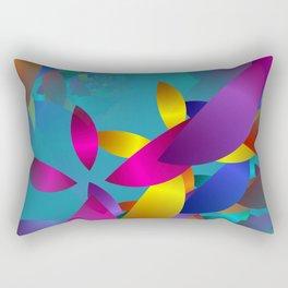 3D abstraction -19- Rectangular Pillow