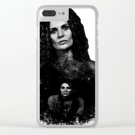 Bea Smith Clear iPhone Case