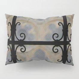 Cloister Detail Pillow Sham