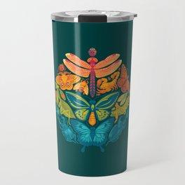 Bugs & Butterflies 2 Travel Mug