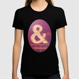 Neon Ampersand T-shirt