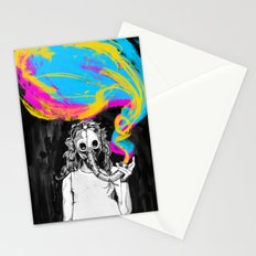 DeathBreath Stationery Cards