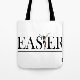 Christian and Gay Easter Tote Bag